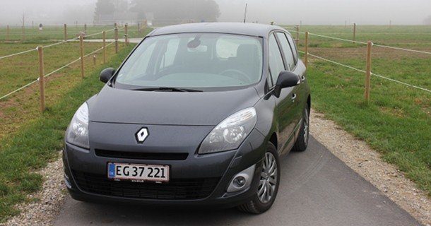 Test: Renault Grand Scenic 1.6 dCi Expression