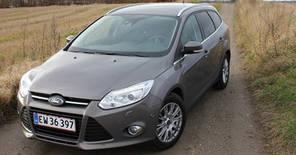 Test: Ford Focus 1.6 EcoBoost Stationcar Titanium