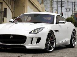 Jaguar C-X16 koncept