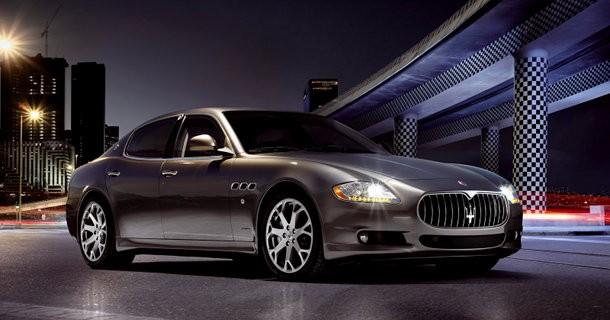 Finanskrise i Italien? – Regeringen køber 19 Maserati Quattroporte