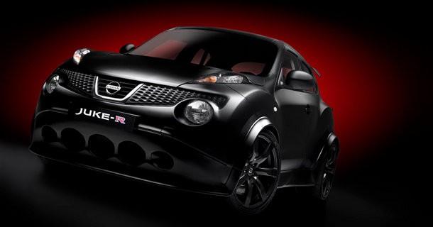 Nye Nissan Juke-R billeder – Video