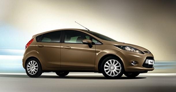 Ford har årets julegave klar – Leasing af Ford Fiesta