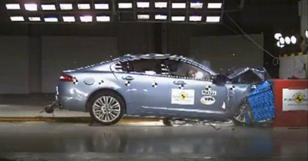 14 nye Euro NCAP-crashtests