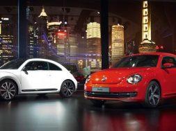VW beelte får topkarakter i EURO Ncap