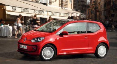 Volkswagen up! får premiere i weekenden d.3-5 marts