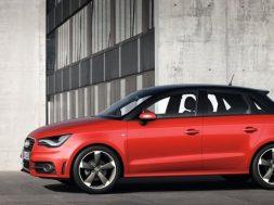 Audi A1 5-dørs