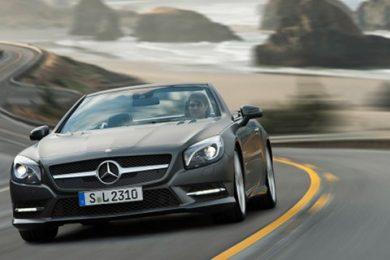 Mercedes-Benz SL 2012 detaljer