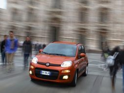Nu bliver Fiat Panda introduceret i weekenden