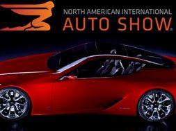 2012 NAIAS detroit motor show