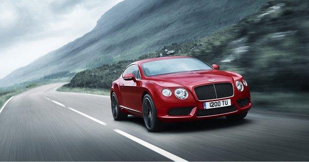 Bentley løfter sløret for to nye Continental V8-modeller