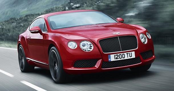 22 % fremgang for Bentley i 2012