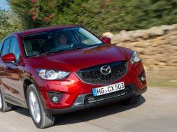 Mazda CX-5 – Den første tur i den nye Mazda CX-5
