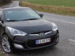Hyundai Veloster er nedsat med op til 100.000 kroner!