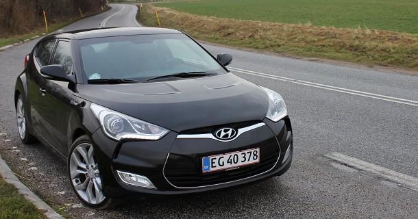Test: Hyundai Veloster 1.6 GDI Premium