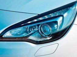 Opel AFL forlygter vinder i EURO-ncap