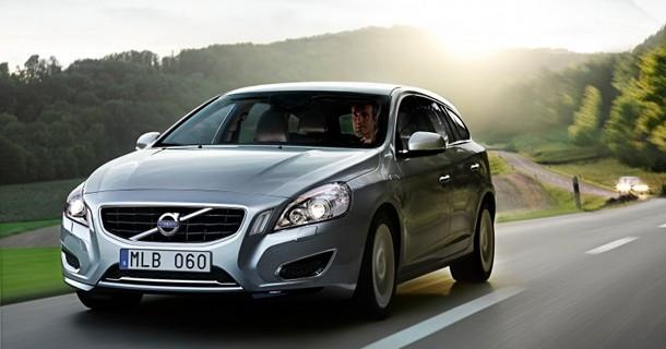 Volvo gør produktionen af V60 Plug-in hybrid klar – Video