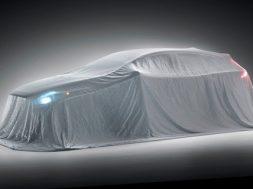 Volvo V40 til Geneve Motor Show 2012