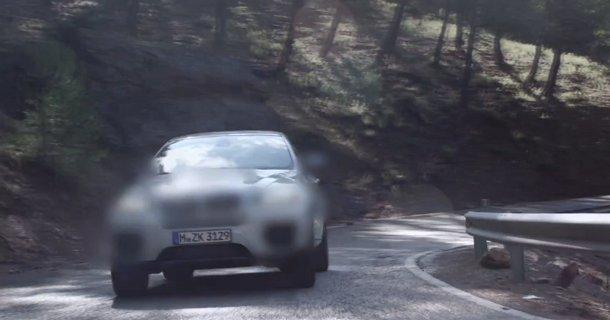 BMW viser en ny model – Video