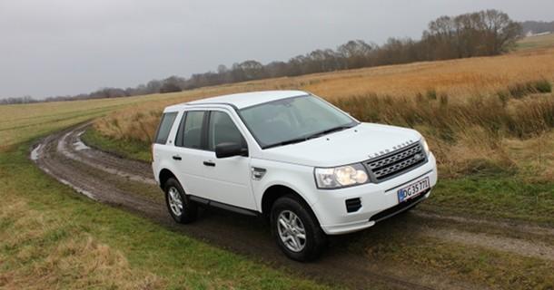 Test: Land Rover Freelander 2 eD4 2WD