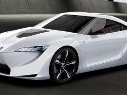 måske den kommende Toyota Supra?