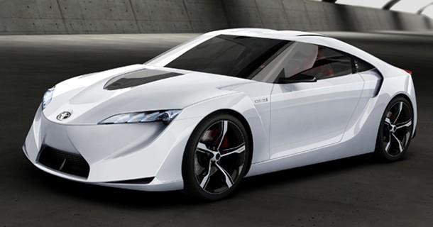 Toyota Supra vender tilbage