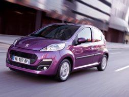 Peugeot til under 70.000 kr
