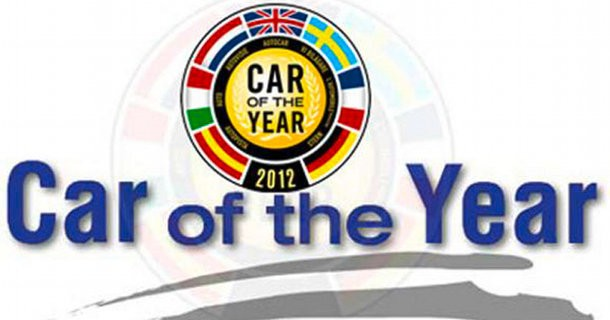 Se de syv Car of the year 2012 finalister her