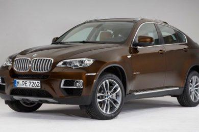 BMW X6 facelift 2013