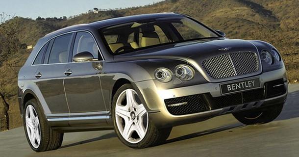 Bentley pønser på ny SUV