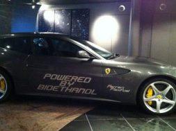 Ferrari FF på bioethanol