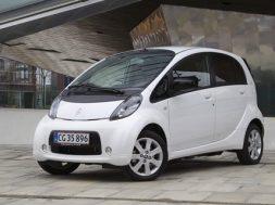 Citroën C-Zero prisen sættes ned