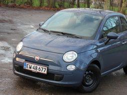 Fiat topper listen over hurtigst sælgende biler på DBA