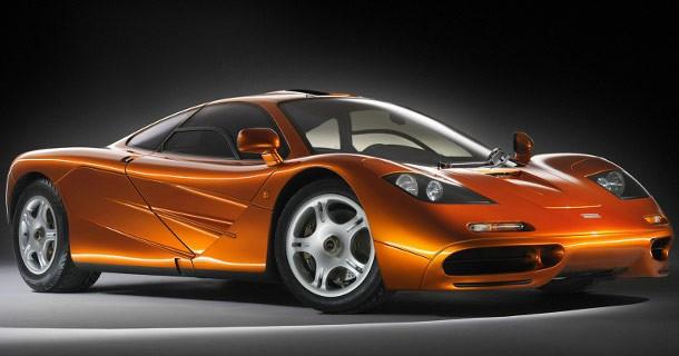 En tur i McLaren F1 GTR – Video
