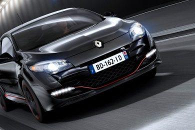 Renault megane rs opfriskning