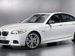 bmw m550d sedan