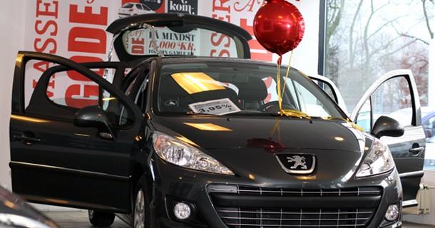 Fantastisk start på 2012 for Peugeot