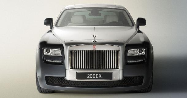 Rolls Royce offentliggører også rekordregnskab