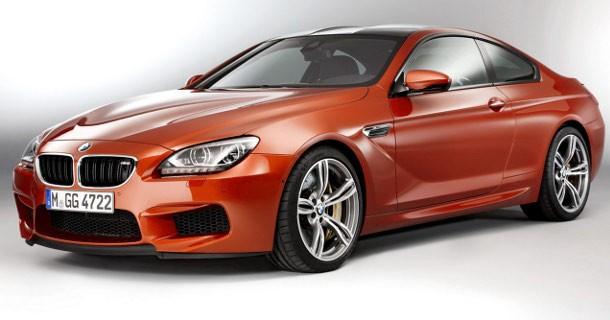 BMW præsenterer den nye M6