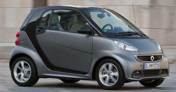 Her er den faceliftede Smart ForTwo