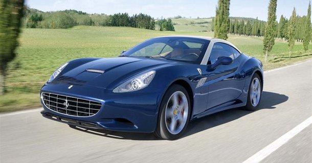 Flere kræfter til Ferrari California