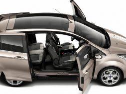 Ford B-max kan køre op til 25 km/l!