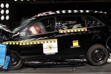 Mercedes b-klasse er den mest sikre i klassen