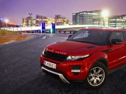 Range Rover er kåret som Women's Car of the year 2012