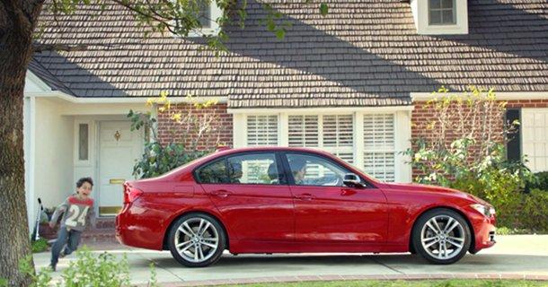 BMW 3-Serie Super Bowl-reklamer – Video