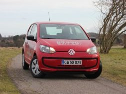 Volkswagen up! er kåret som World Car of the year 2012