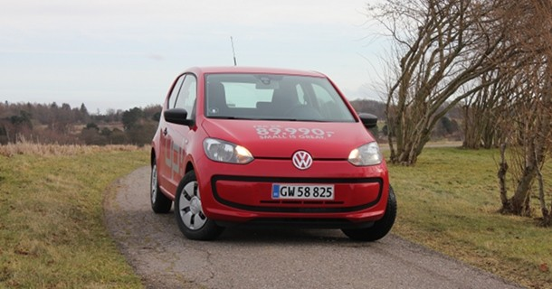 Volkswagen up! er World Car of the Year 2012!