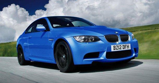 BMW præsenterer M3 Limited Edition 500