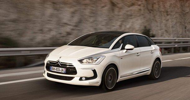 Citroën gør klar til DS5 lancering