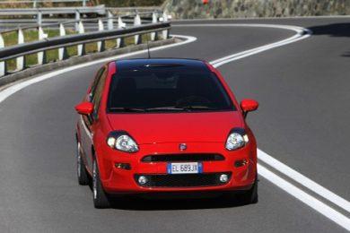 Den nye Fiat Punto