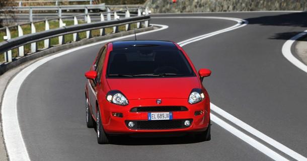 Ny Fiat Punto offentliggjort!